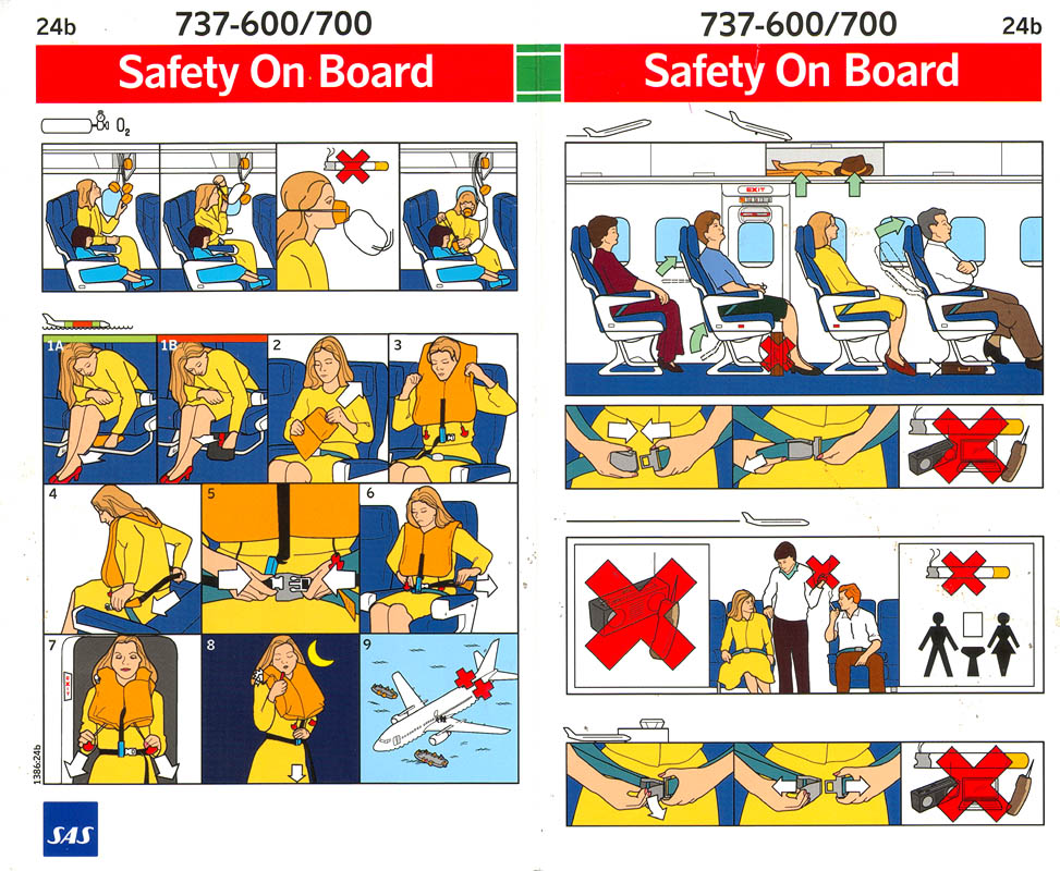 safety card